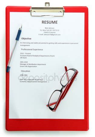 25 things you should never include on a resume